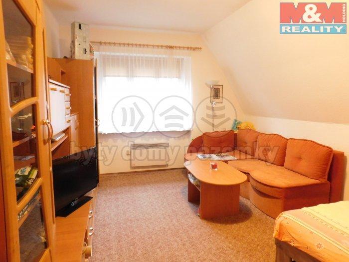 Pronájem, byt 1+1, Karlovy Vary, Palackého náměstí