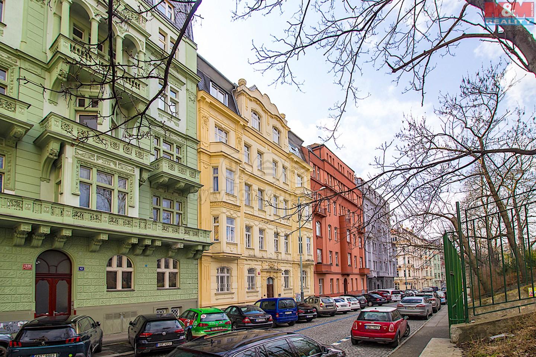 Prodej, kanceláře, 88 m2, Praha 2 - Vinohrady