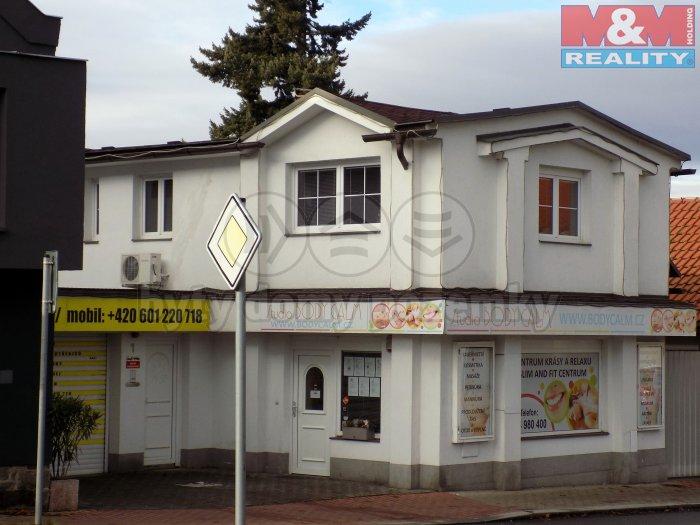 Pronájem, komerční prostor, 164 m2, Kunratice, Praha