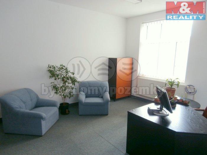 Pronájem, kancelář, 35 m2, Ostrava - Mariánské Hory