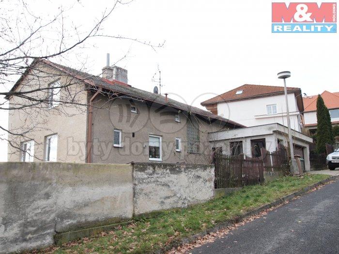 Prodej, rodinný dům 7+2, 380 m2, Chomutov, ul. Na Vyhlídce