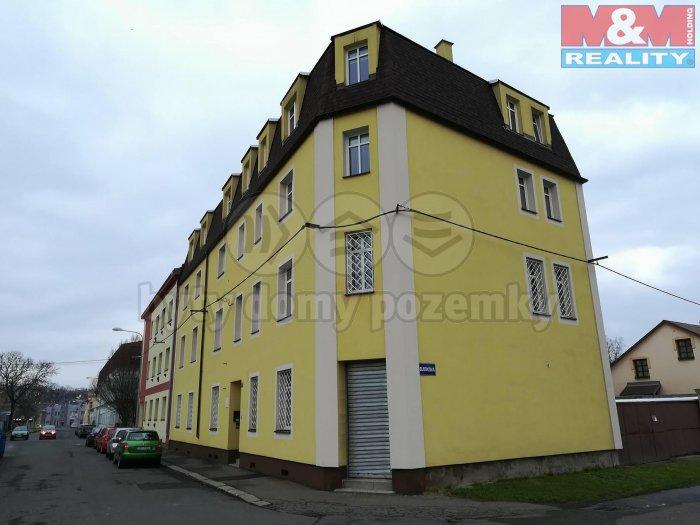 Pronájem, byt 1+1, 39 m², Ostrava - Hulváky