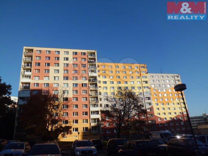 Prodej, byt 3+1, 83 m2, OV, Chomutov, ul. Dřínovská