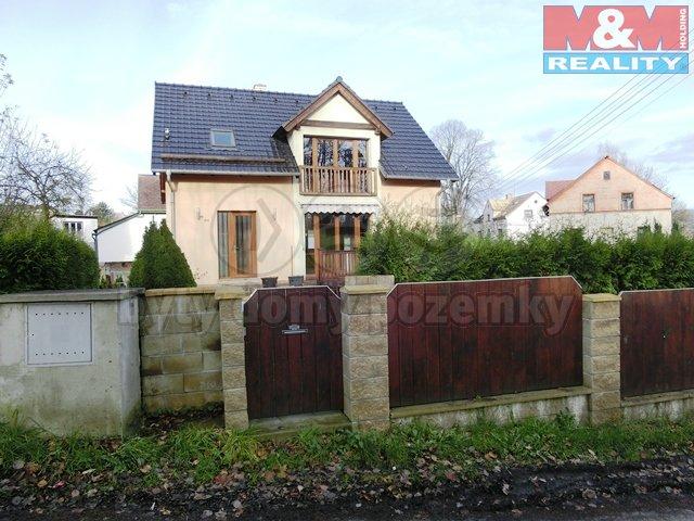 Prodej, rodinný dům, 476 m2, Děčín XII - Vilsnice