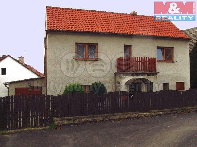 Prodej, rodinný dům, 4+1, Žitenice