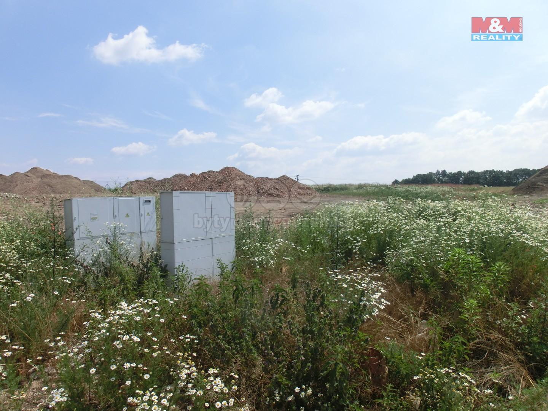 Prodej, pozemek, 1168 m2, Dubany