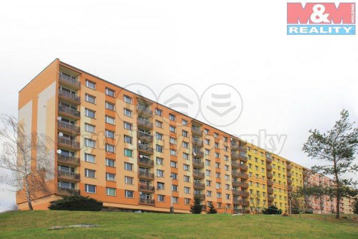 Pronájem, byt 2+1, 63 m2, OV, Ústí nad Labem, ul.Větrná