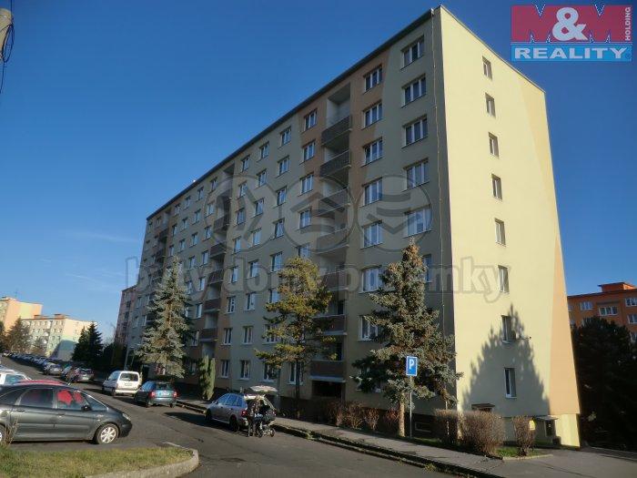 Prodej, byt 2+1, 60 m2, OV, Chomutov, ul. Zahradní