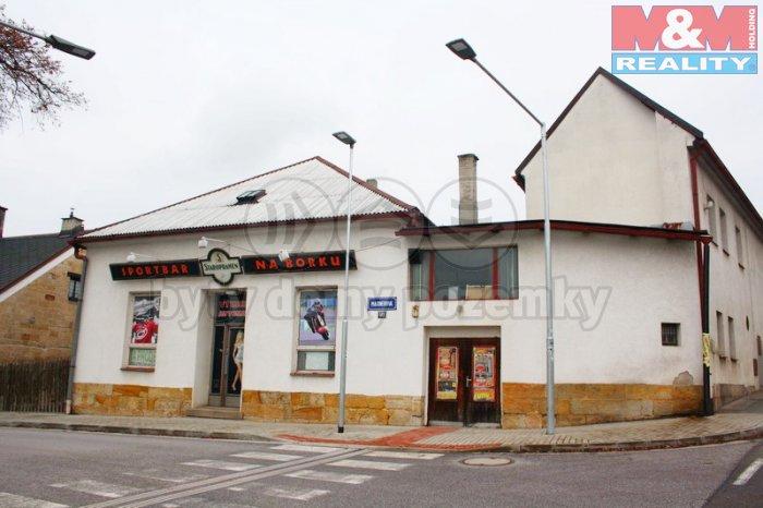Prodej, restaurace, obchod a služby, Hořice, ul. Maixnerova