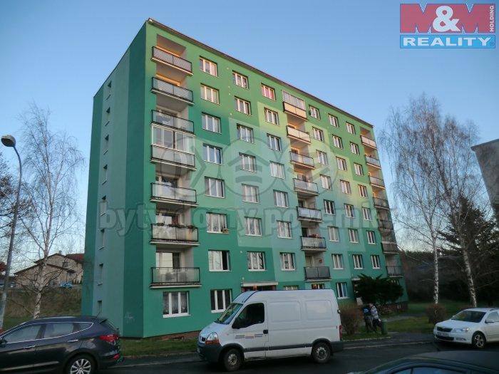 Prodej, byt 1+1, DV, Klášterec nad Ohří, 17. listopadu
