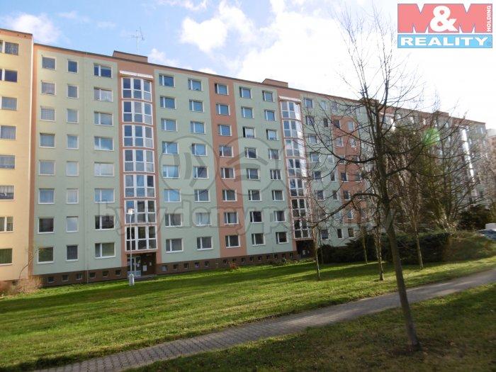 Prodej, byt 3+1+lodžie, 69 m2, Plzeň, ul. Kaznějovská