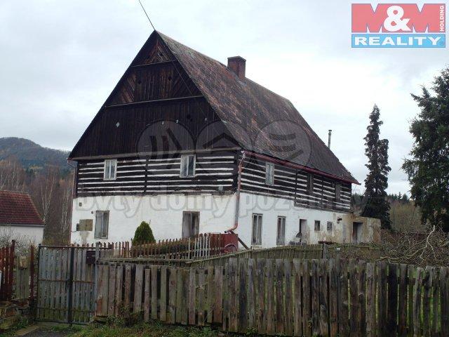 Prodej, rodinný dům, Levín - Horní Vysoké