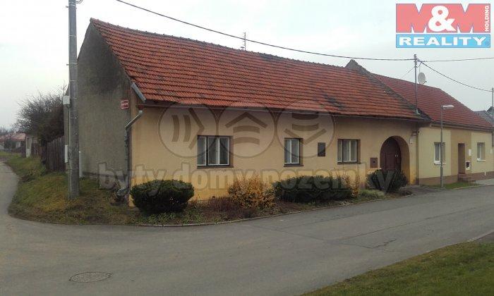 Prodej, rodinný dům 2+1, 324 m2, Hranice IV - Drahotuše