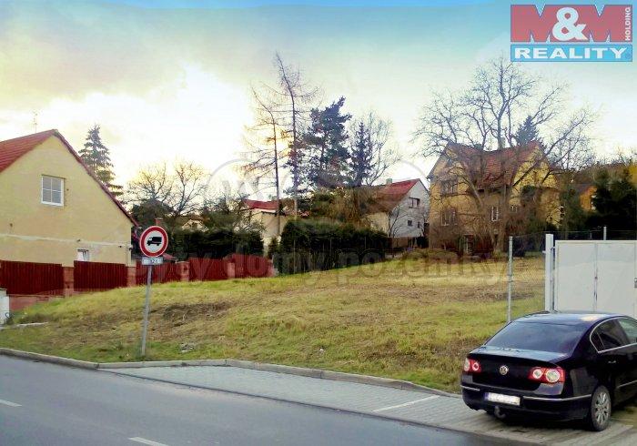 Prodej, pozemek, 735 m2, Kladno - Hnidousy