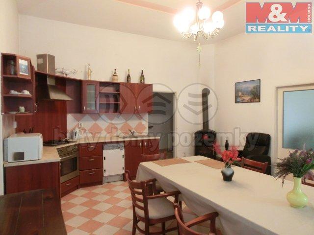 Prodej, rodinný dům, 538 m2, Duchcov, ul. Tyršova