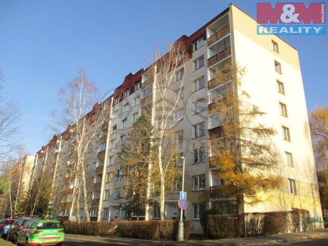 Prodej, byt 1+1, OV, 33 m2, Ústí n/L, ul.Maková