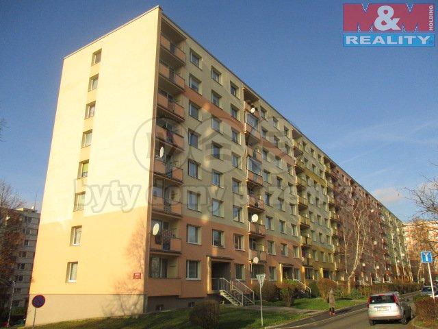 Prodej, byt 2+1, OV, 62 m2, Ústí n/L, Glennova