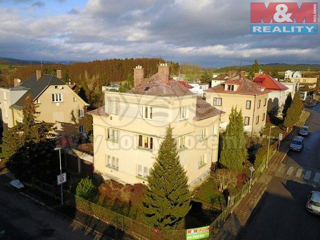 Prodej, vila, Turnov, ul. Zborovská