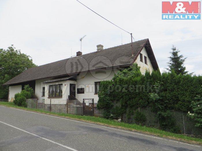 Prodej, rodinný dům 3+1, Slavošov