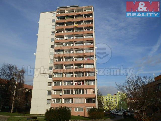 Pronájem, byt 3+1, 64 m2, OV, Most, ul. M. G. Dobnera