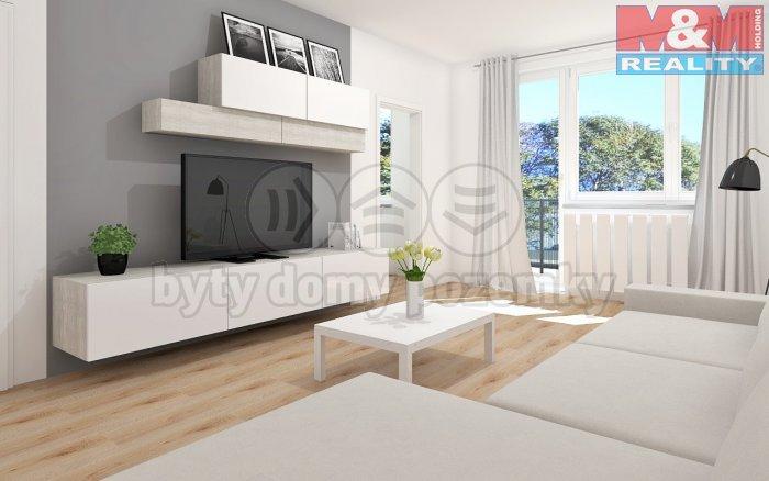 Prodej, byt 2+1, 52,8 m2, Praha 6 - Ruzyně, ul. Stochovská