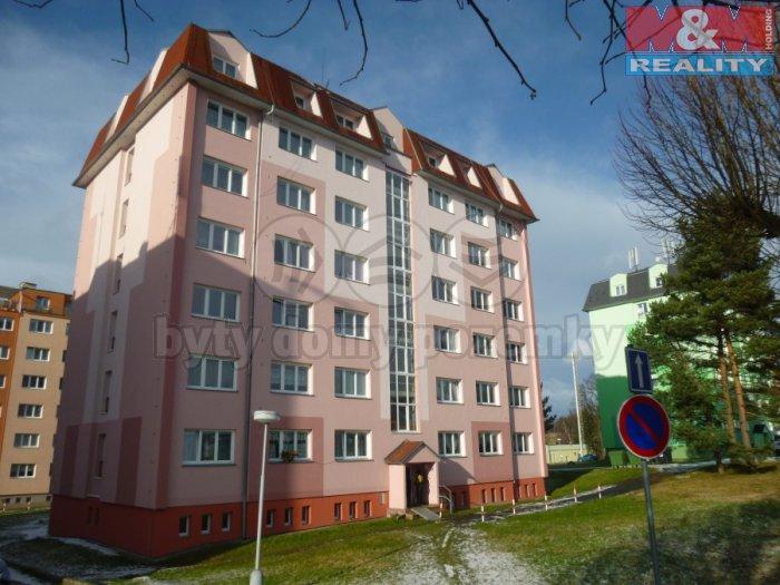 Prodej, byt 2+1, 61 m2, Jiříkov, ul. Svobodova