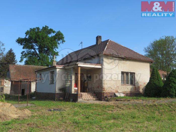 Prodej, rodinný dům 3+1, Žleby - Zehuby