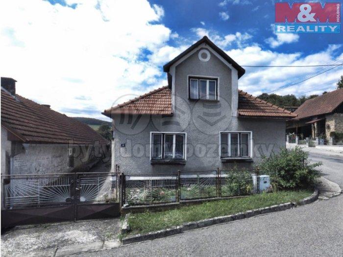 Prodej, rodinný dům 3+1, Štítná nad Vlaří - Popov
