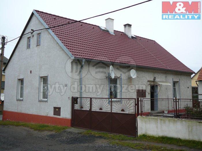 Prodej, rodinný dům, 400 m2, Kolešovice
