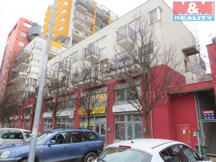 Pronájem, obchodní prostor, 73 m2, Praha - Pod Harfou