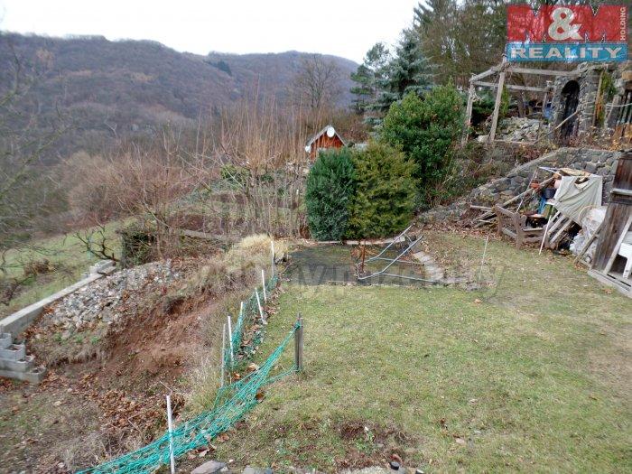 Prodej, zahrada, 1157 m2, Ústí nad Labem - Sebuzín
