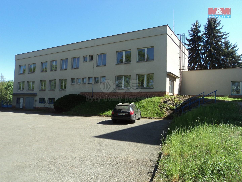 Prodej, výrobní objekt, 850 m2, Horažďovice