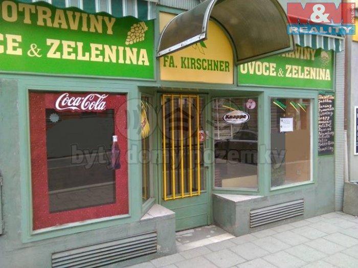 Pronájem, obchod, 28 m2, Opava, ul. Olomoucká