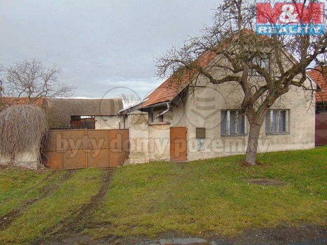 Prodej, rodinný dům, Činěves