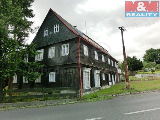 Prodej, rodinný dům, 2107 m2, Dolní Podluží