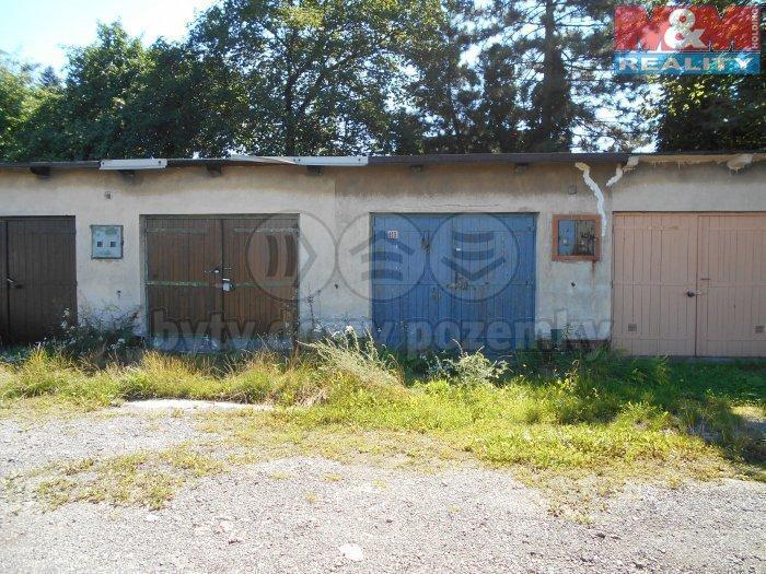 Prodej, garáž, 20 m2, Karviná, ul. Svatopluka Čecha