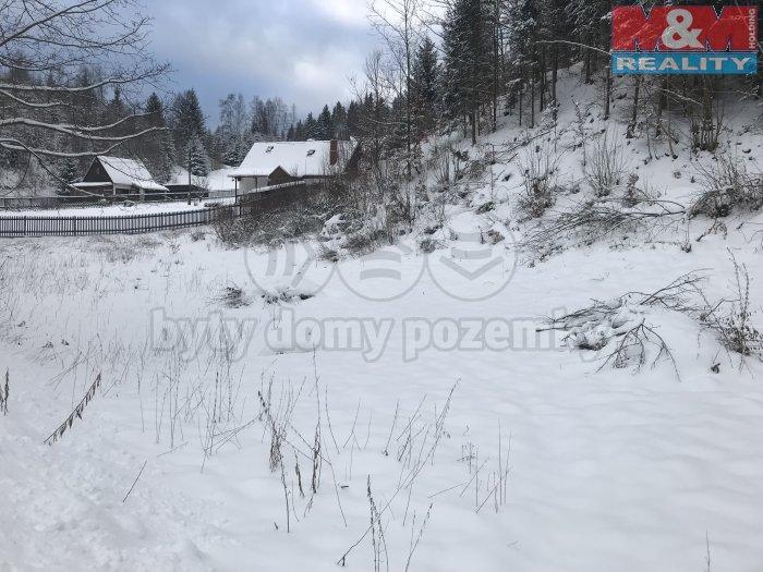 Prodej, stavební pozemek, 1064 m2, Smržovka