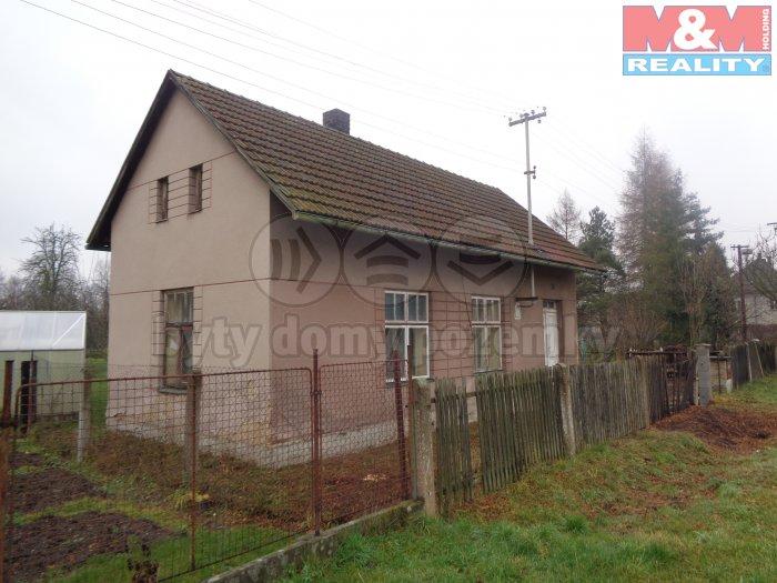 Prodej, rodinný dům, Janovičky u Zámrsku