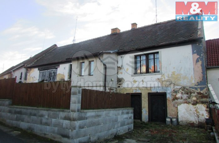 Prodej, rodinný dům, 274 m2, Lašovice