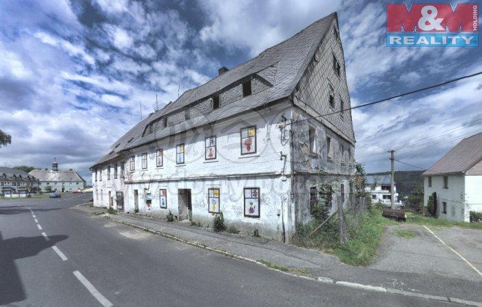 Prodej, pozemek, 453 m2, OV, Hora Svaté Kateřiny, ul. Dlouhá