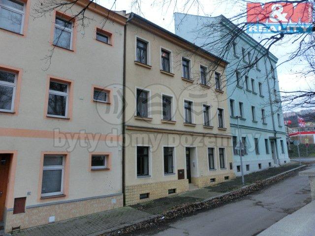 Pronájem, byt 1+1, 38 m2, Ústí nad Labem, ul. Zolova