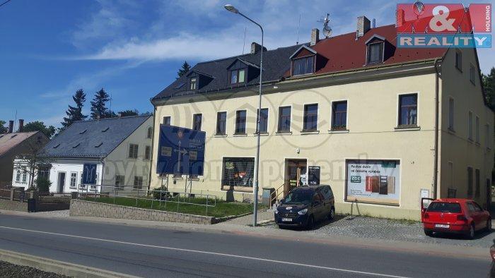 Pronájem, obchodní prostory, 131 m2, Liberec, ul. Tanvaldská