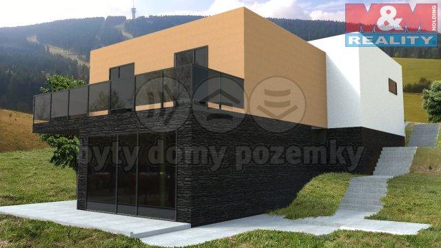 Prodej, rodinný dům, 455 m2, Loučná pod Klínovcem