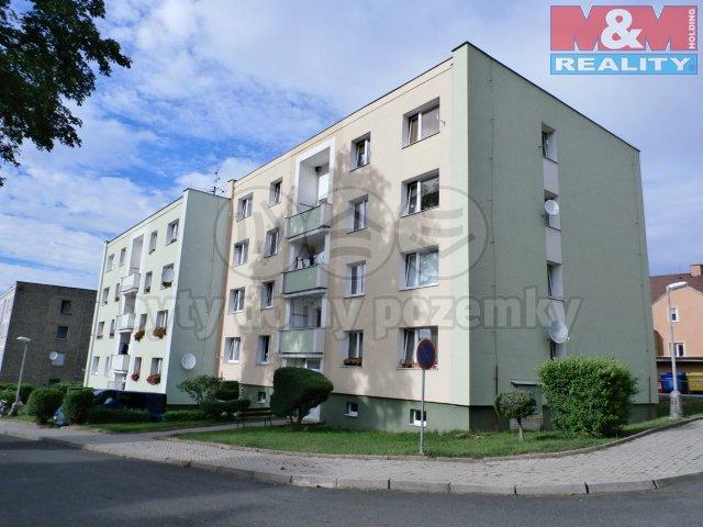 Pronájem, byt 1+1, 38 m2, Bochov, ul. Obuvnická
