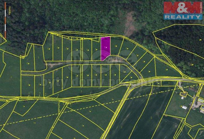 Prodej, stavební pozemek, 1467 m2, Struhadlo - Bezděkov
