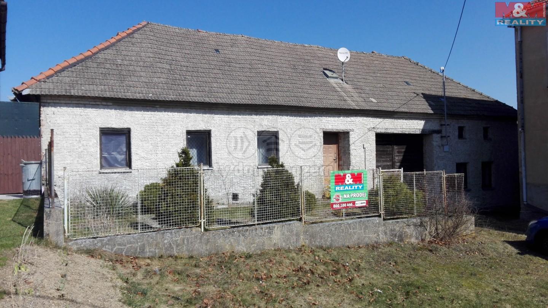 Prodej, rodinný dům, 750 m2, Benešov