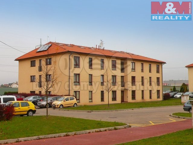 Pronájem, byt 2+kk, 42 m2, Roudnice nad Labem, ul. Okružní