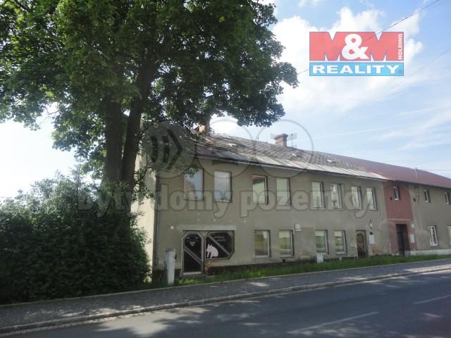 Prodej, bytový dům, 837 m2, Rýmařov, ul. Hornoměstská