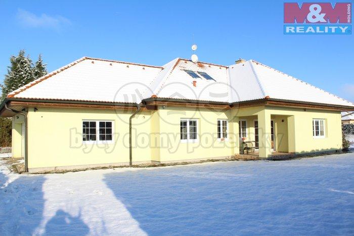 Prodej, rodinný dům, 3889 m2, Vysoká u Příbramě
