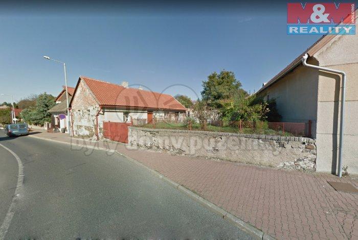 Prodej, rodinný dům 3+kk, pozemek 2479 m2, Praha-Kolovraty